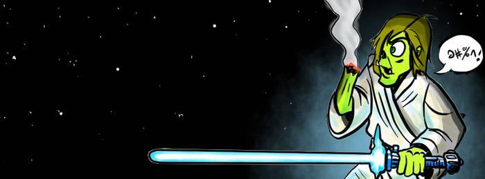 StarWars Zombie Dave by Stone-Pi-Comics
