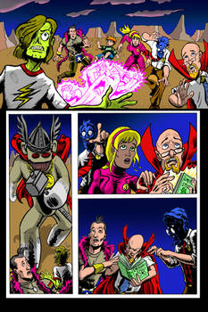 Zombie Dave No. 3, Page 6