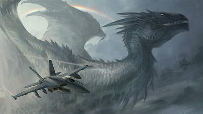 war dragon by lordkingd