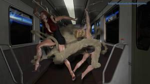 Metro by dprostock