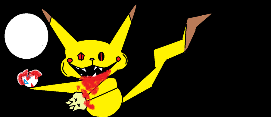 evil pikachu wallpaper - photo #40