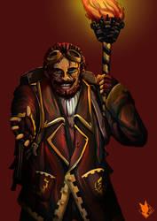 Rogalev, the Human Adventurer