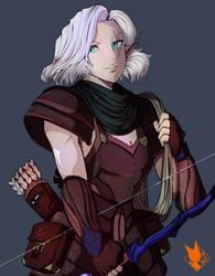 Karan, the Spelunking Half-Elf