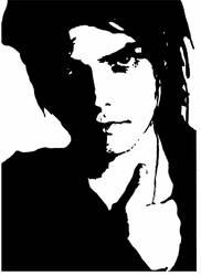 Gerard Way by Run-Asthma-Run