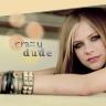 Crazy dude by Yeloz