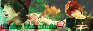 SHINee Taemin Signature by axrinekey