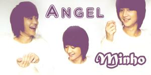 Angel Minho by axrinekey