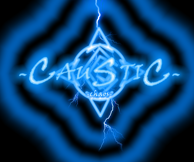 -CAUSTIC-chaos- Version 2 by baato