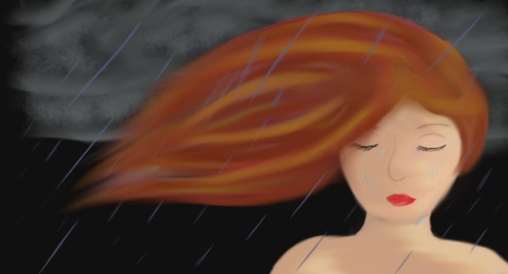 Hidden Tears by Blue-Beau