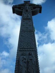 The Towering Cross by Churchimus