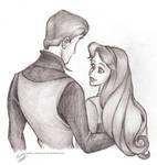 Disney - Aurora and Philip