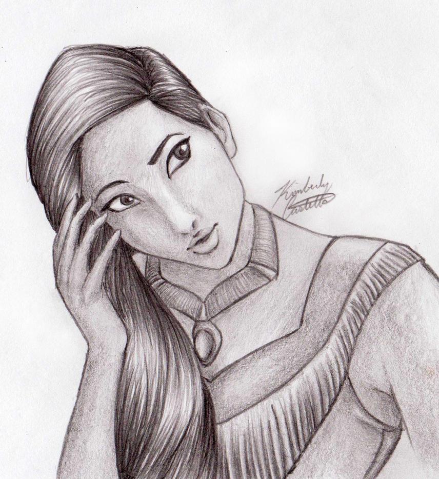 Disney: Pocahontas By Kimberly-castello On DeviantArt