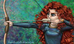 Disney: Merida from Brave