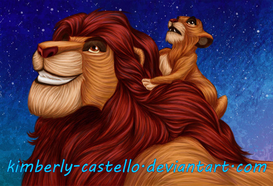 Disney: Whenever You Feel Alone... by kimberly-castello