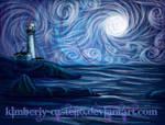 Lighthouse by Dark-Bahamut-Zero