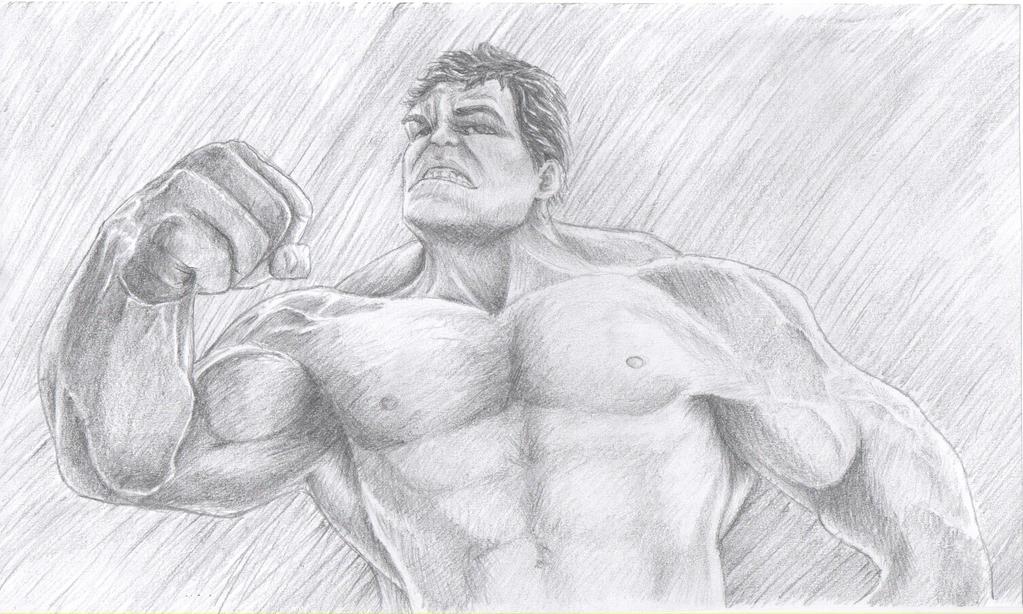Marvel: Hulk by kimberly-castello