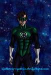 DC: Green Lantern by Dark-Bahamut-Zero