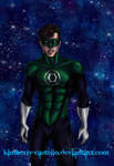 DC: Green Lantern by kimberly-castello