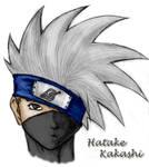 Naruto - Hatake Kakashi