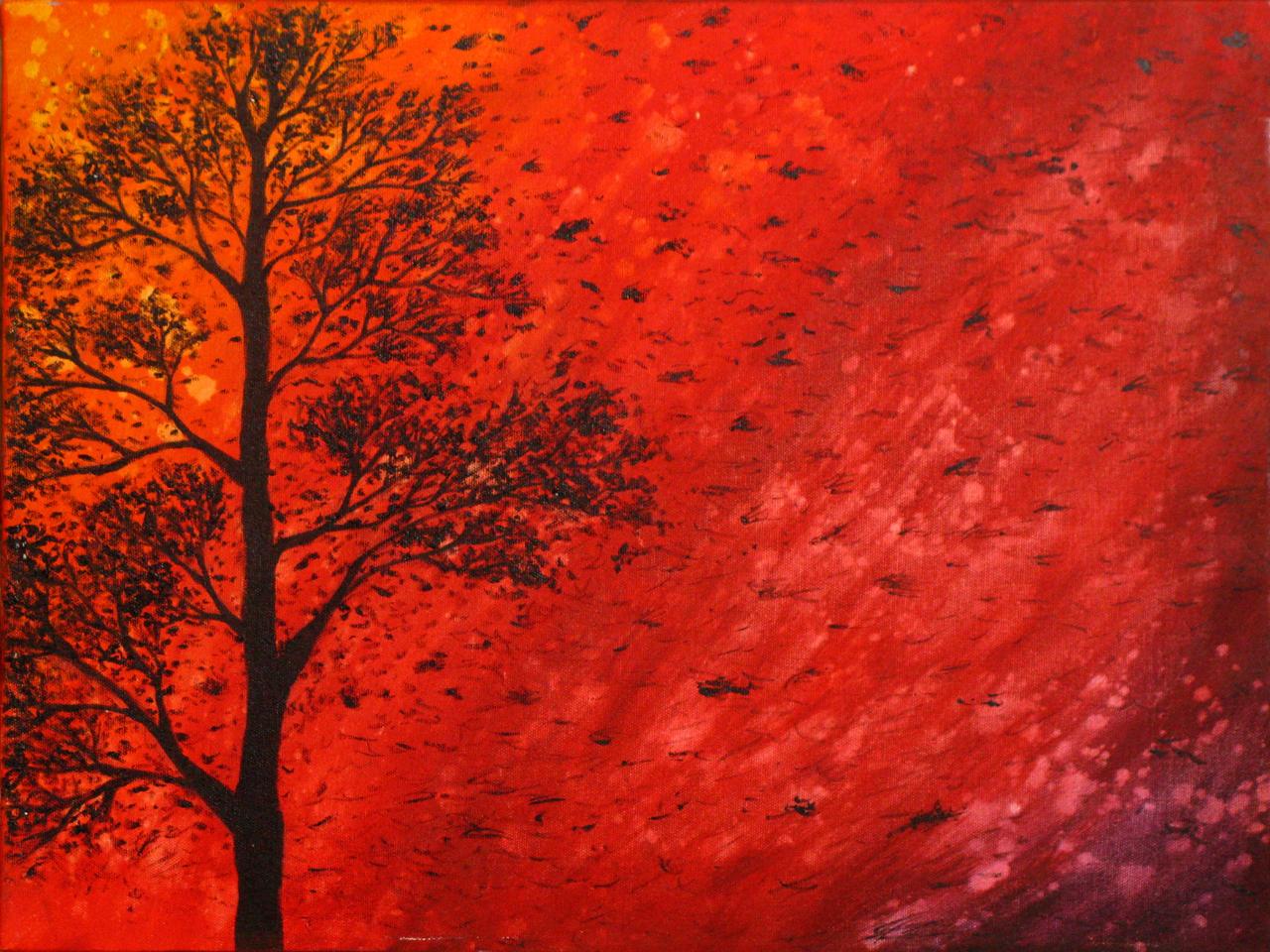 Autumn Wind by kimberly-castello