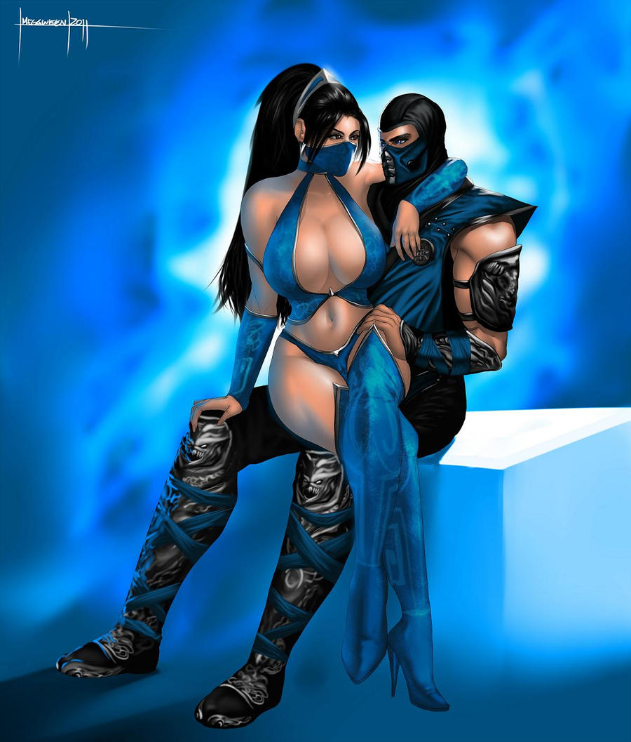 Kitana nude mortal porn galleries