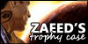 Zaeed's Trophy Case Contest Entry by AmandaSylvia