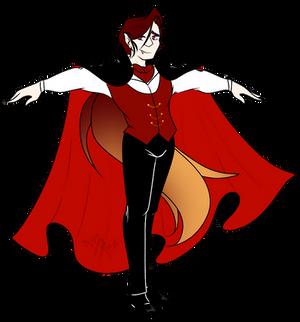 Ambrose (Vampire OC Challenge)