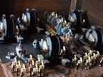 Battle of Kashyyyk LEGO Star Wars droid side 2 by William-Blackbird
