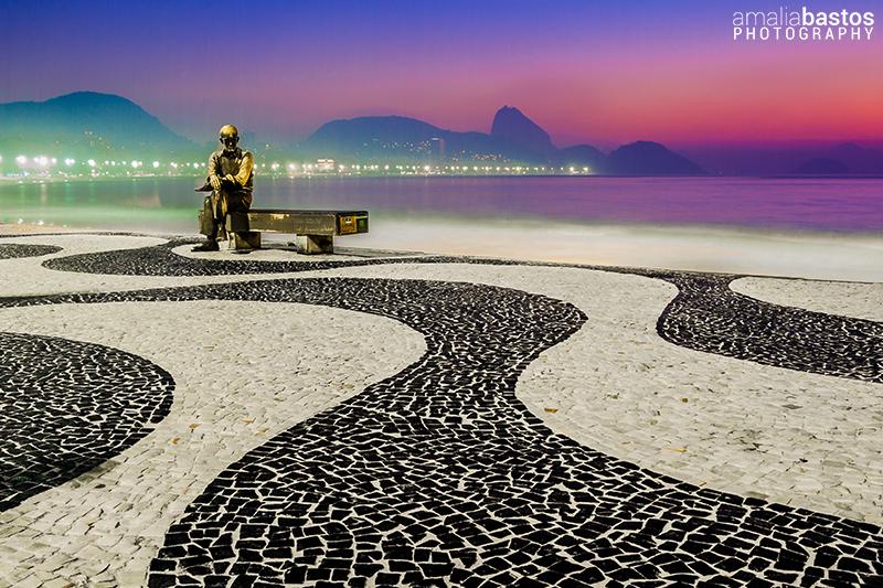 Drummond in Rio by amaliabastos