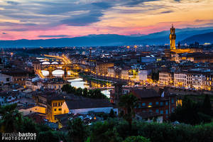 Florence Sunset by amaliabastos