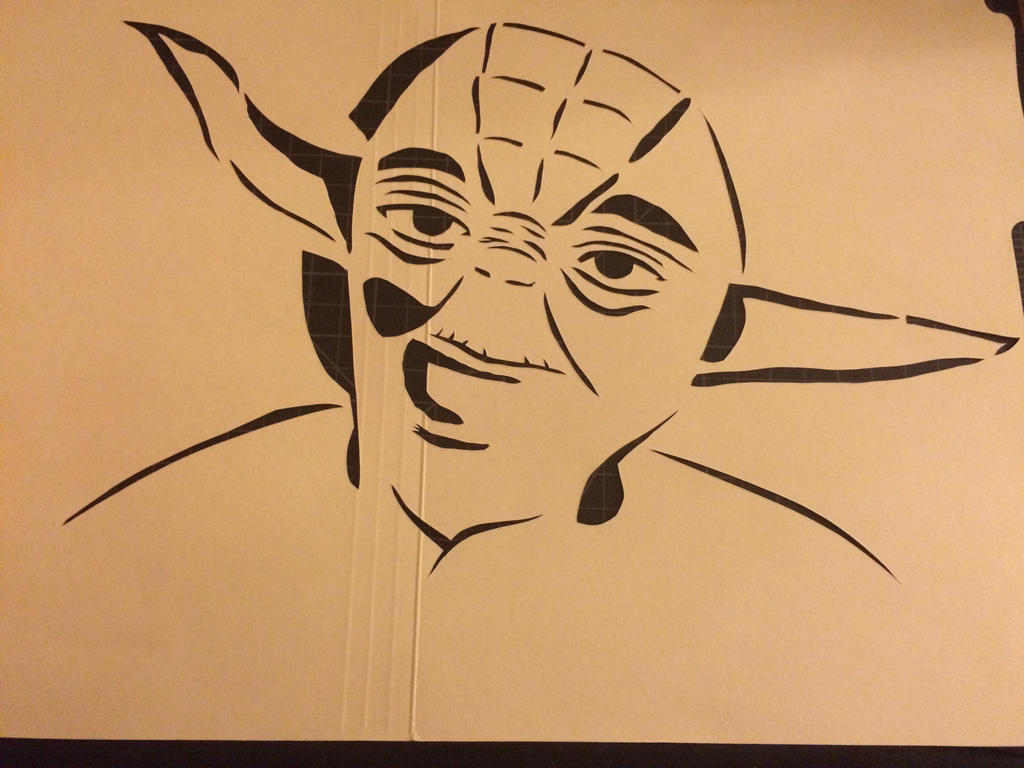 Freehand Yoda  by pablito9722