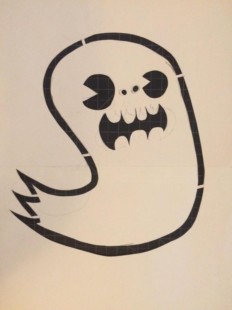 Ghost boy (Bob's Burgers) by pablito9722