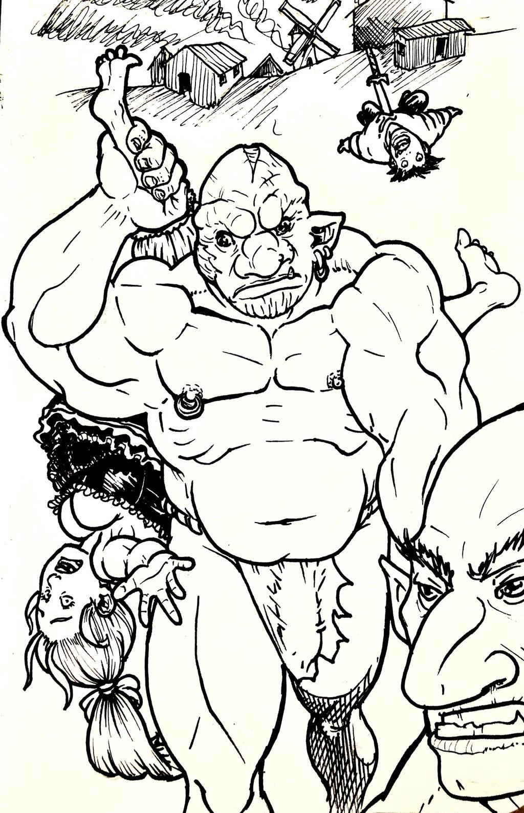 Trolls by yuoma