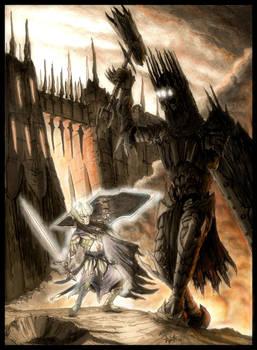 Fingolfin vs. Morgoth II