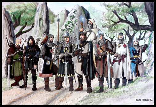 The Knights of Castleton