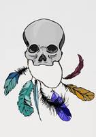 Skullprint by niferdil