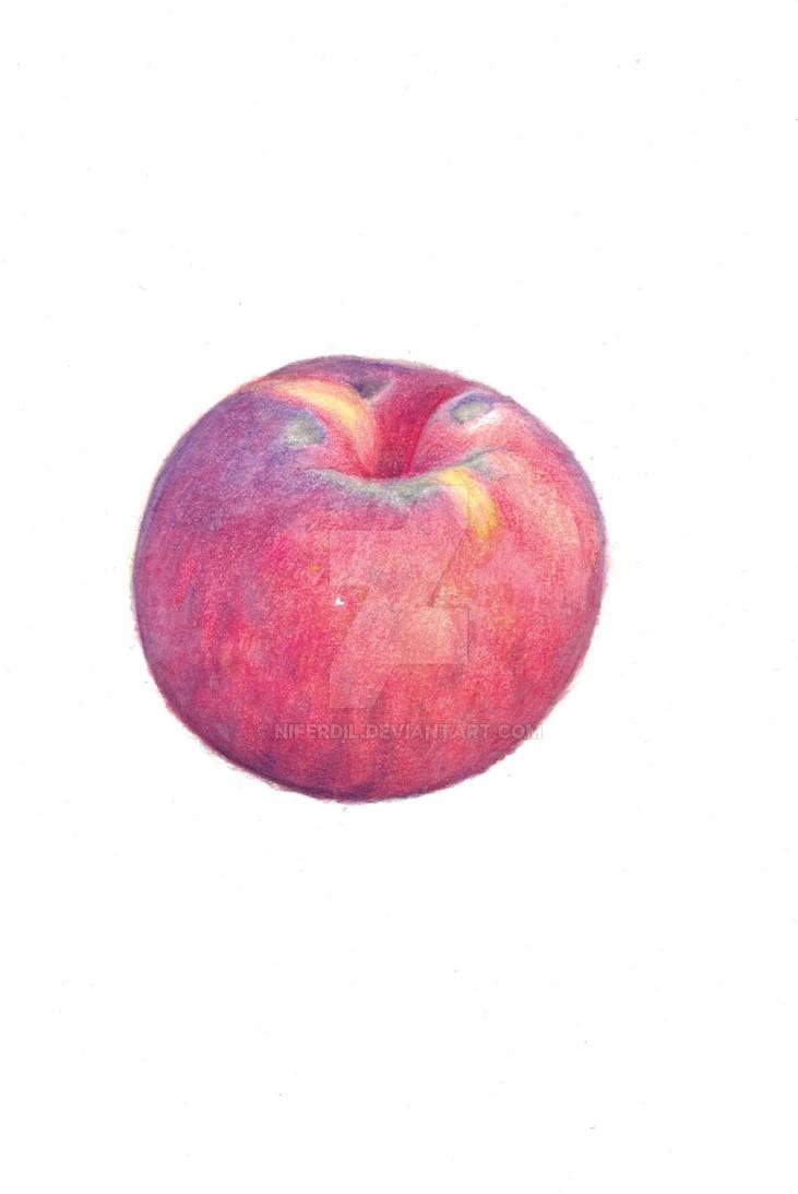 Peach by niferdil