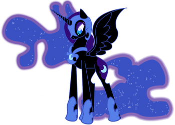 Nightmare Moon by MikeTheUser