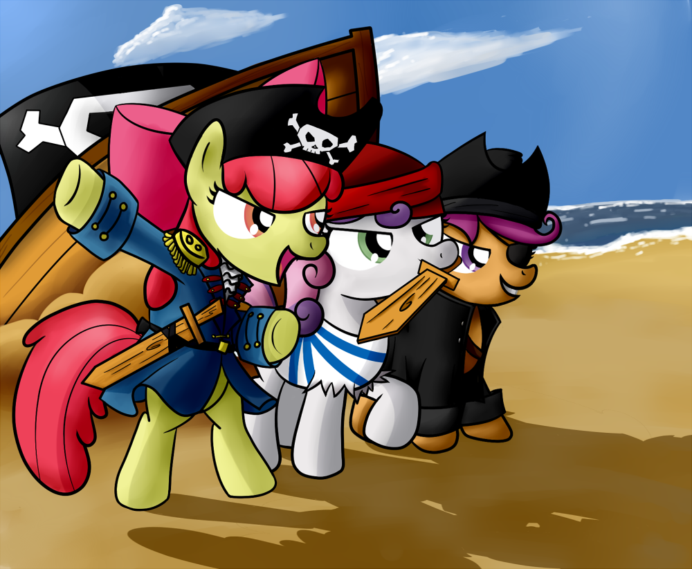 Booteh Mark Buccaneers by MikeTheUser