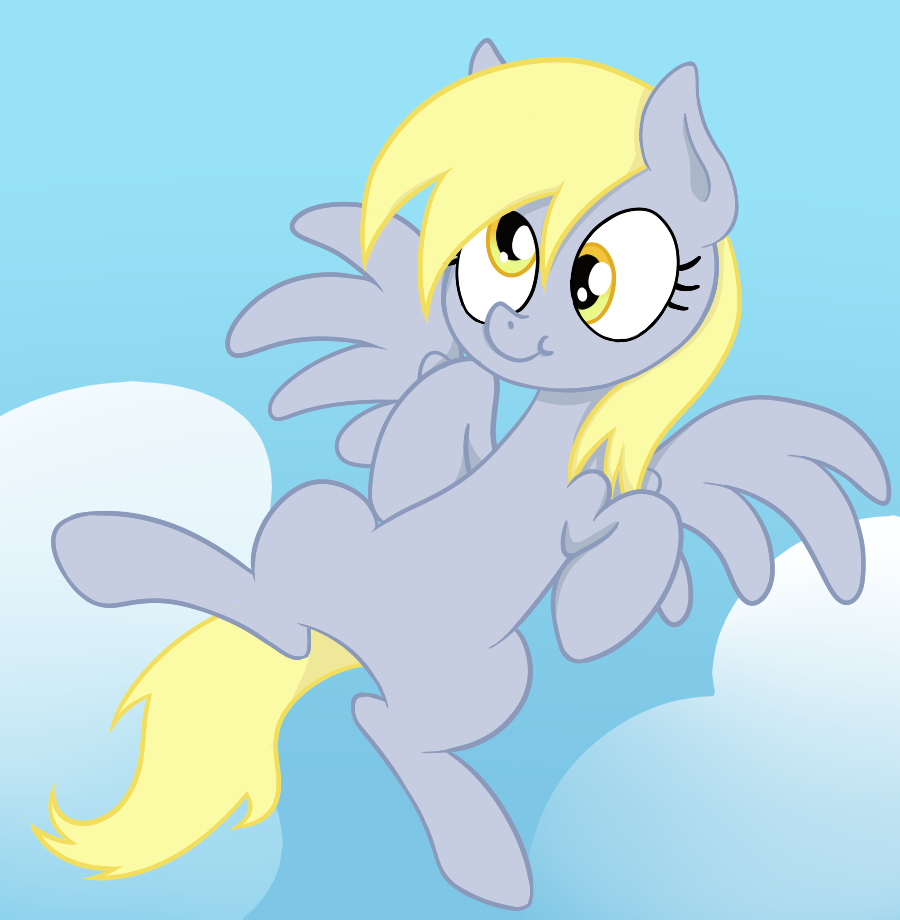 Derpy by MikeTheUser