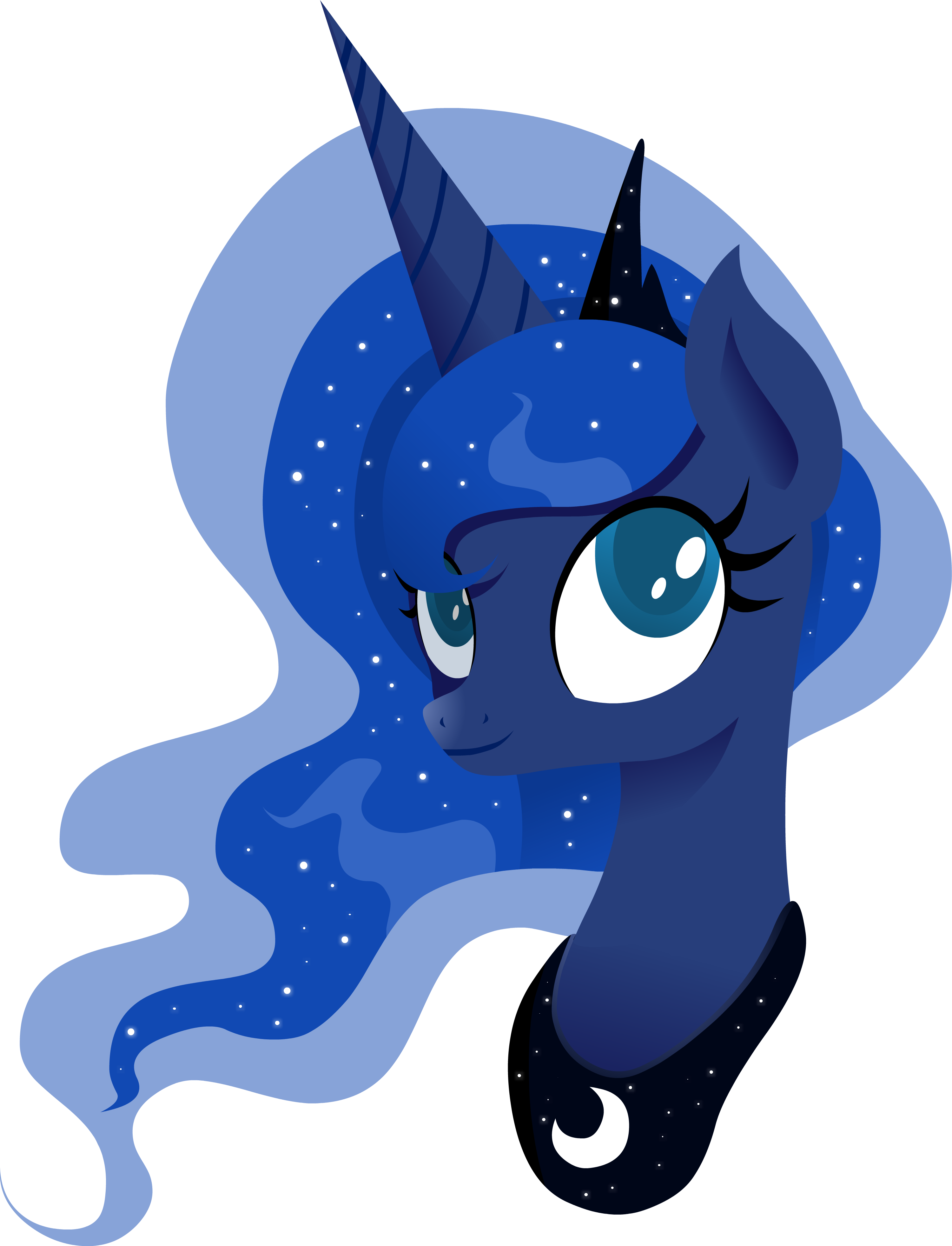 Luna by MikeTheUser