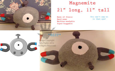 Plush Magnets (How do they work?)