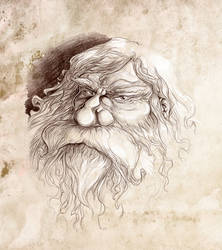 Weekly Sketch - Bifur by AndyIomoon