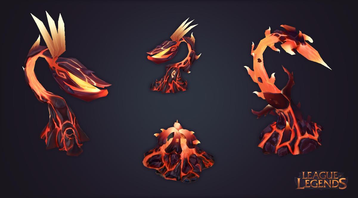 Wildfire Zyra's Plants by MissMaddyTaylor