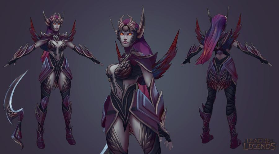 Dark Valkyrie Diana by MissMaddyTaylor
