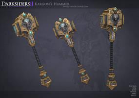DS2: Kargon's Hammer 1 by MissMaddyTaylor