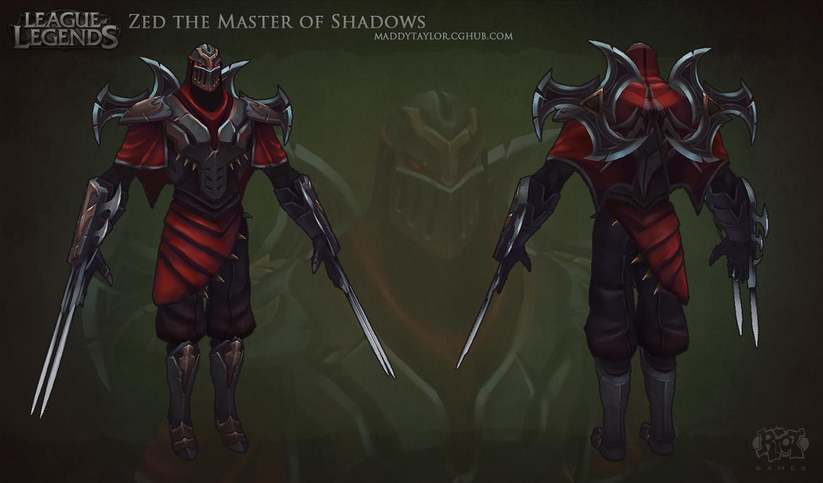 Zed Lol__zed_the_master_of_shadows_by_missmaddytaylor-d5koskb