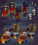 Panda Annie + Tibbers breakdown