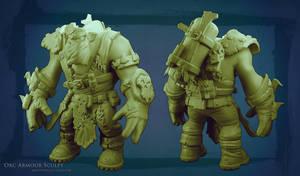 Orc Sculpt 3