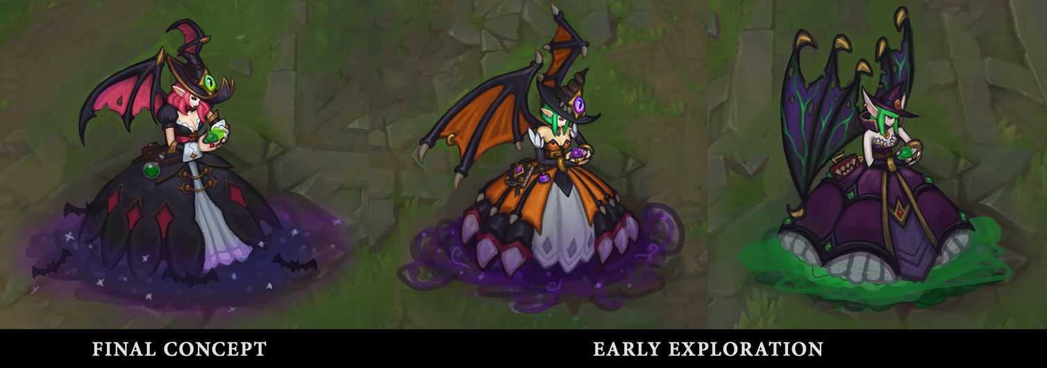 Bewitching Morgana - Concepts by MissMaddyTaylor